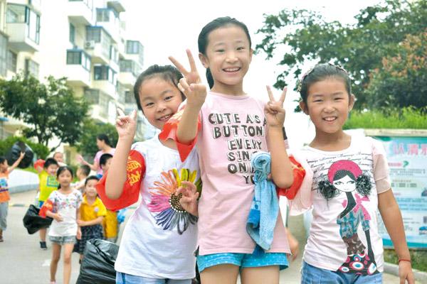 小草学堂:孩子很开心、家长很省心
