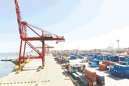1至10月葡京开户完成港口货物吞吐量3.66亿吨